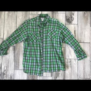 Carhartt Plaid Button Down Shirt